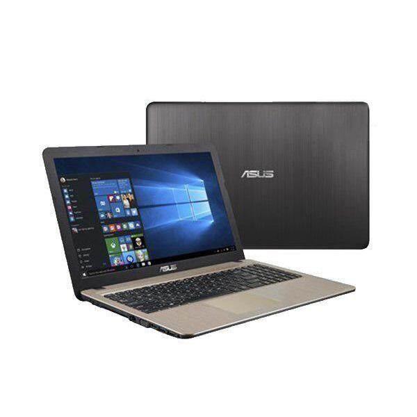 Asus Vivobook Max X541N-AGO280T Multimedia Laptop  Celeron N3350 4GB RAM 500GB HDD 15.6 inch Screen W10 Black Version 1 Year Warranty