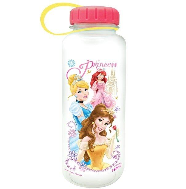 Disney Princess Tritan Water Bottle 750ml