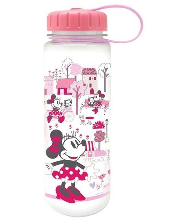 Disney Retro Minnie Tritan Water Bottle 500ml