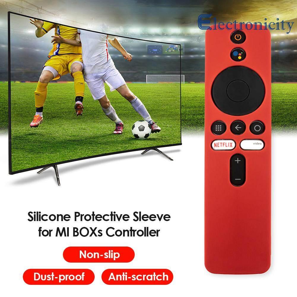 for Xiaomi Mi Box Remote Control Case Cover Silicone TV Soft Control Protector TV Accessories