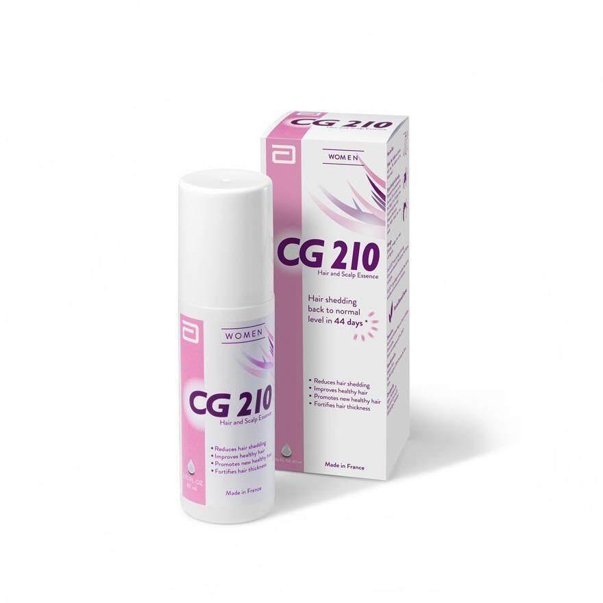 Abbott CG210 Hair With Scalp Essence Women 80ml