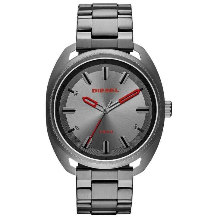 สอนใช้งาน  ระนอง Diesel_Timeframes Fastback Quartz DZ1855 Mens Watch