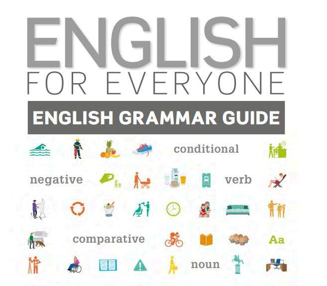 English for Everyone English Grammar Guide  A comprehensive visual  reference by Coll eBook