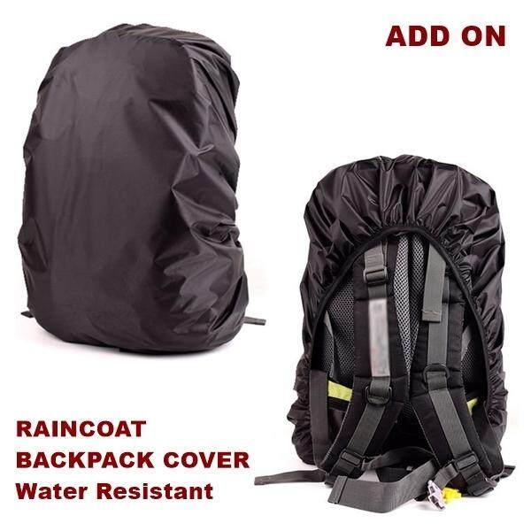 "TEEMI Top Load 15"" Laptop Travel Backpack Korean Men Sports Hiking Camping Outdoor Multipurpose Bag Rucksack College Student"