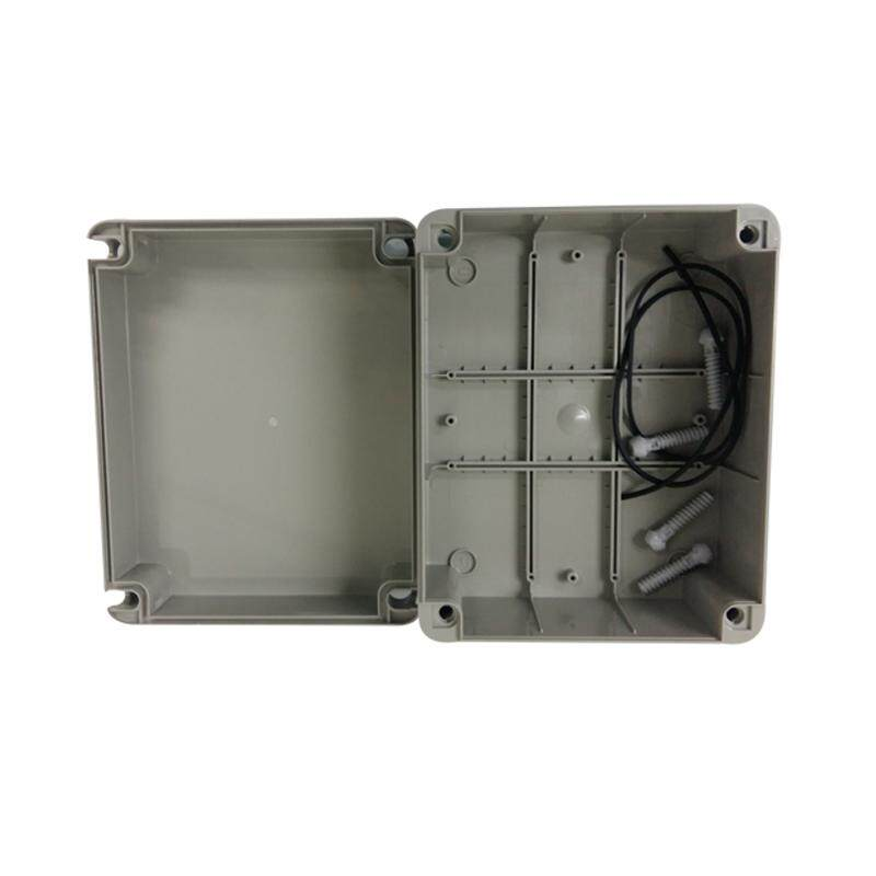 "LittleThingy 6"" x 8"" x 4"" (150mm x 215mm x 110mm)  Available sizes Waterproof PVC Electric / Weatherproof Electronic Project Enclosure Junction Box / Case"