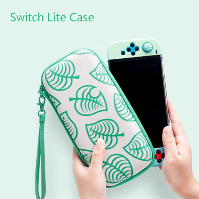 Hình ảnh Hộp Đựng Đồ Cứng Animal Crossing EVA Cho Nintendo Switch NS Console Mang Theo Túi Du Lịch Di Động Cho Phụ Kiện Nintendo Switch