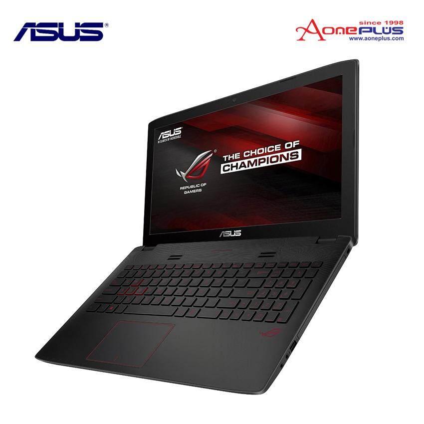 """Asus ROG GL552V-WDM136T (Black) 15.6"""" FHD Gaming Laptop + Free BackPack"""