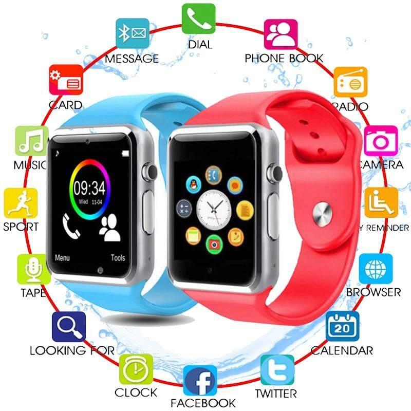 Đồng Hồ thông minh Cho Trẻ Em Kids Cho Bé Nam Nữ Đồng Hồ Điện Thoại 2 Sim Thẻ Dail Gọi Màn Hình Cảm Ứng Chống Nước Thông Minh đồng hồ Các Smartwatch