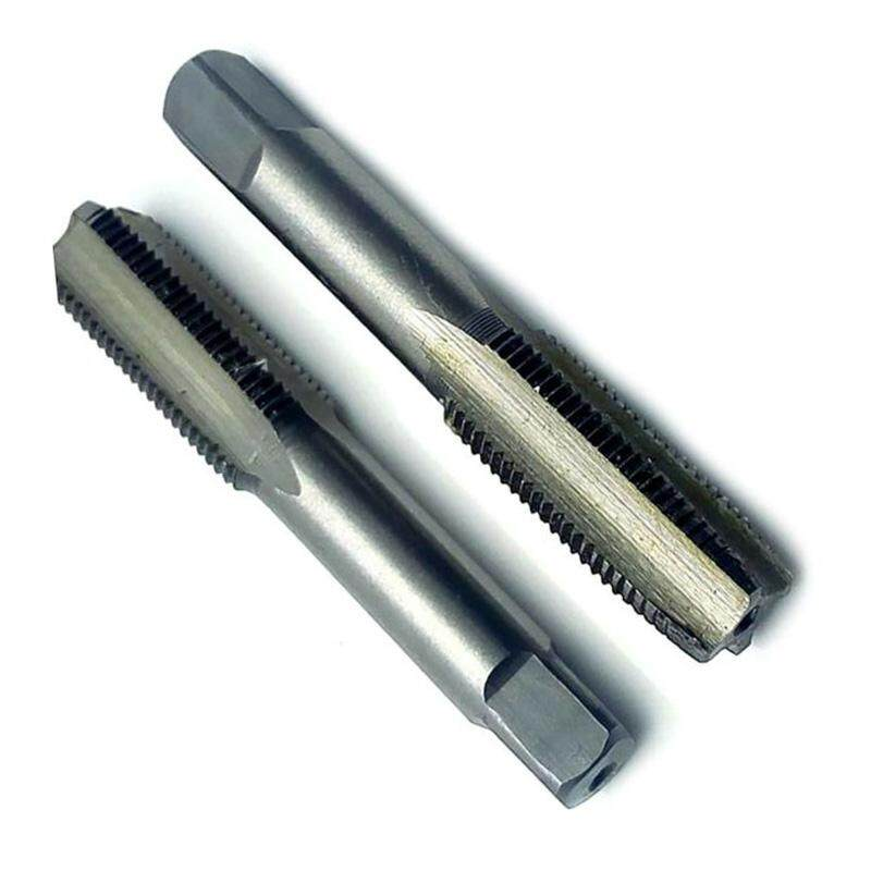 HSS 10mmx1 Metric Taper and Plug Tap Right Hand Thread M10x 1mm Pitch