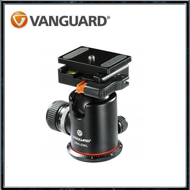 Vanguard ABH-230L Semi-Elliptical Ball Head (Black)