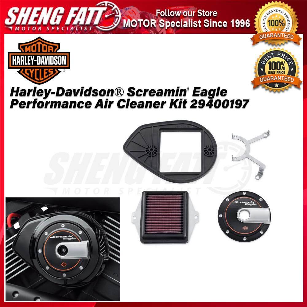 Harley-Davidson® Street™ Family Screamin' Eagle Performance Air Cleaner Kit 29400197