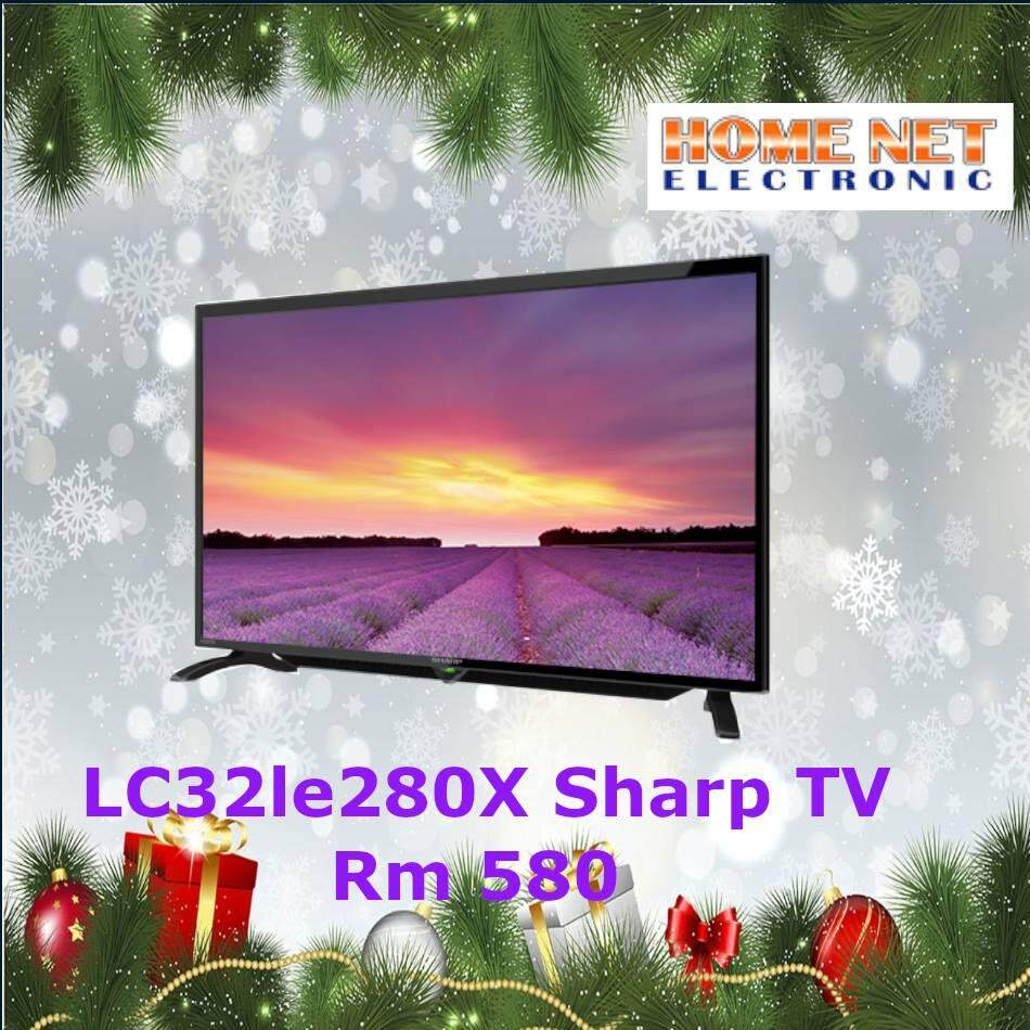 Sharp 32inch LED TV with USB LC32LE280X