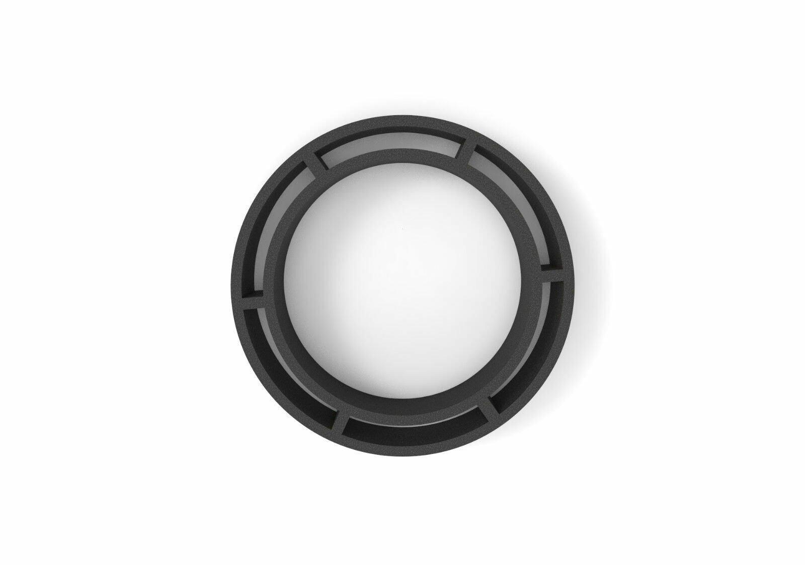 60mm or 52mm air vent gauge pod for Toyota FRS FT86 SCION SUBARU BRZ