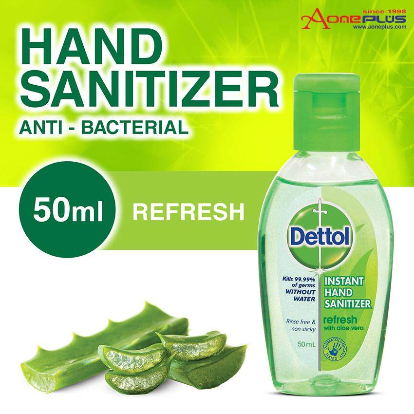 Dettol Hand Sanitiser Refresh 50ML