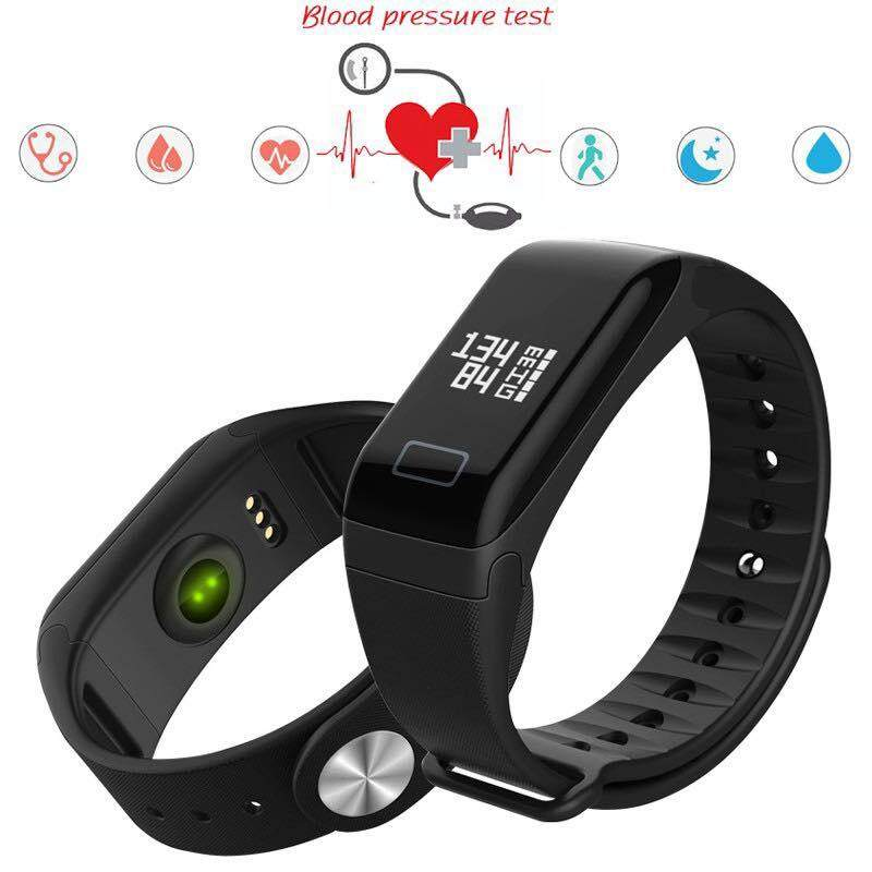 *KL STOCK*Waterproof Sport Health Smart Bracelet Blood Pressure Smart Watch