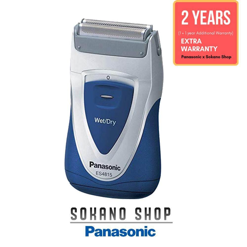 Panasonic ES4815S Dual-Blade Travel Compact Shaver