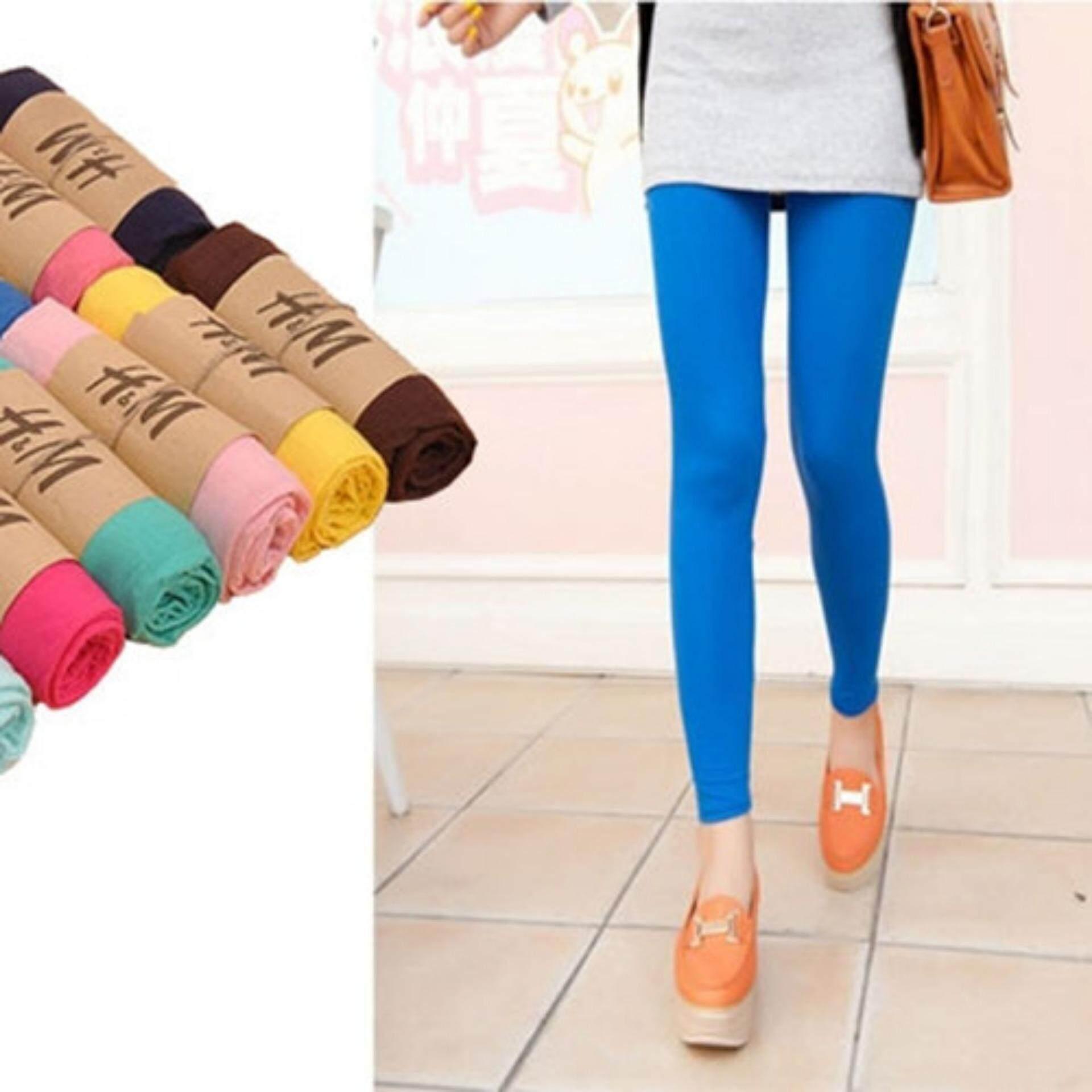 bf091f36929e3 2pcs of Colourful H&M Modal Leggings - Color Random Send