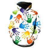 ราคา 3D Men S Unisex Fashion Digital Print Casual Hooded Sweaters Color First Pic ใหม่ ถูก