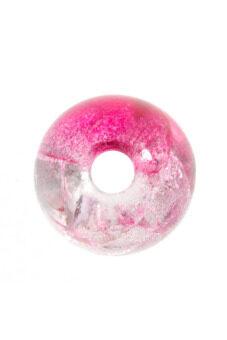 Acrylic Transparent Acrylic Round Beads Set of 57 Assorted