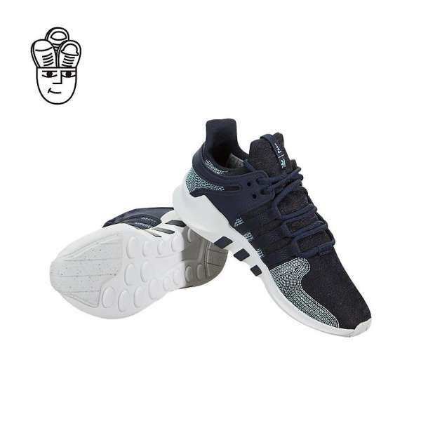 Fitur Running Shoes Mens Eqt Support Adv Damping Well Protected ... 957f05b062
