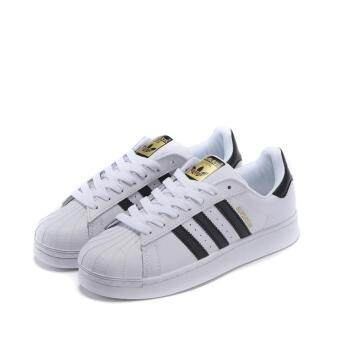 ADIDAS SUPERSTAR SHOES MEN GOLD