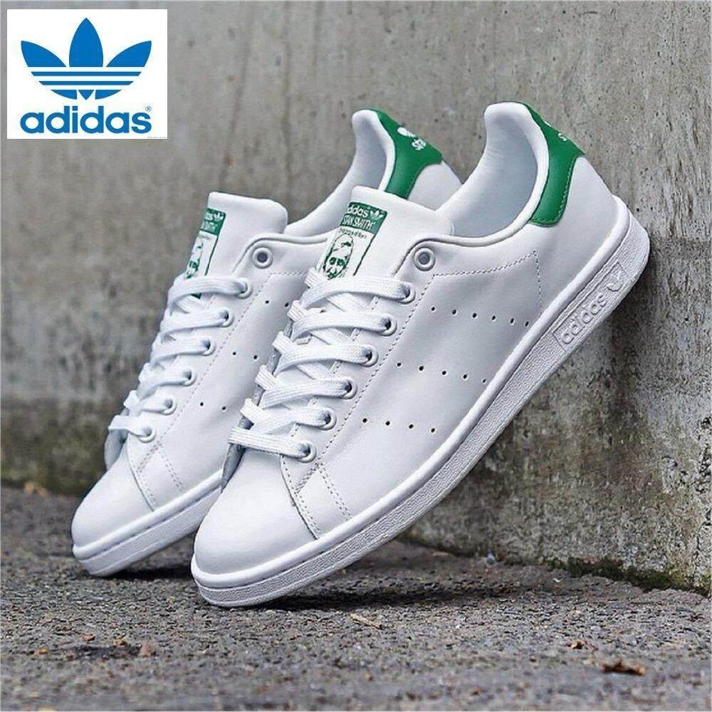 Adidas Unisex Originals Stan Smith M20324 Shoes 100% Original