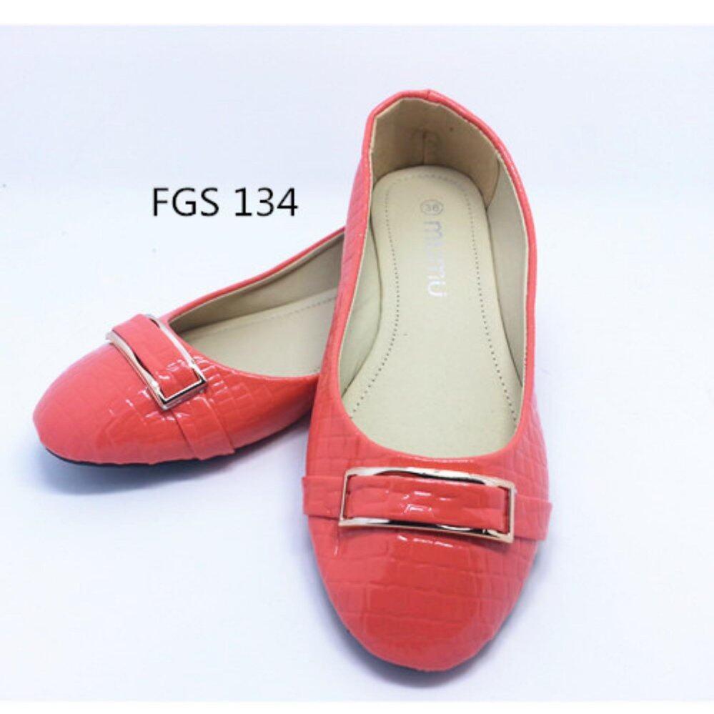 AFGY-MUMU FGS134 BALLET FLATS
