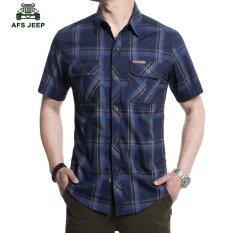 ขาย Afs Jeep Gents Fashion Business Pure Cotton T Shirt Color First Pic ใน จีน