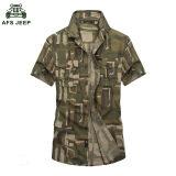 ขาย Afs Jeep Gents Fashion Business Pure Cotton T Shirt Color First Pic ออนไลน์ จีน