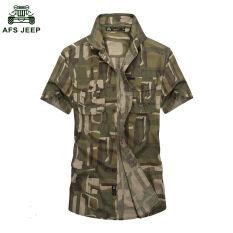 ซื้อ Afs Jeep Gents Fashion Business Pure Cotton T Shirt Color First Pic Kisnow เป็นต้นฉบับ