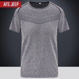 ขาย Afs Jeep Gents Fashion Quick Drying Long Sleeve T Shirt Color First Pic ถูก