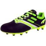 Ambros Junior Diego Soccer Boots - Black/Green