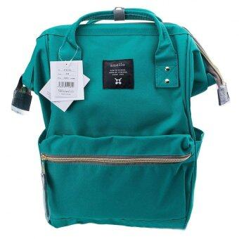 Anello Authentic Anello Japan Imported Canvas Unisex IndigoBackpack