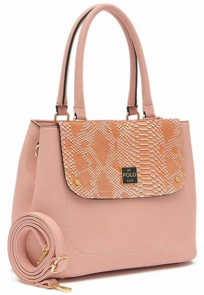 Angel Court Polo Shoulder Bag