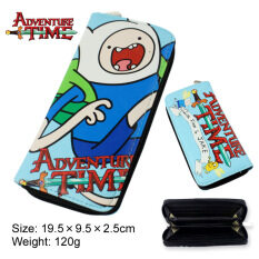 ขาย Anime Men S Youth Poly Urethane Fashion Wallet Color First Pic ถูก จีน