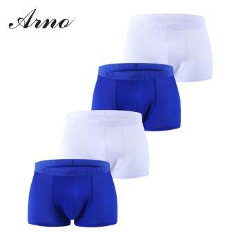 Harga ARNO Men's 4-Pack Fashion Boxer Comfortable Underwear