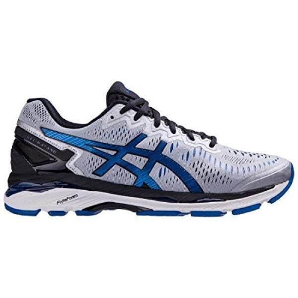Asics Gel Kayano 23 Mens Running Shoes Standard Wide Hitam - Update ... a3dc906b61