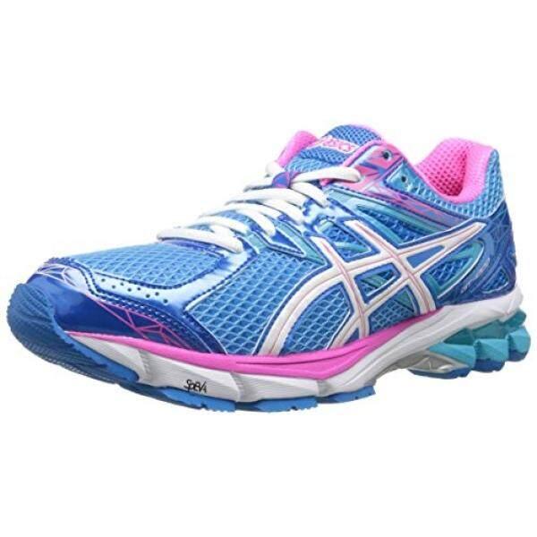 ASICS Womens GT-1000 3 Running Shoe,Turquoise/White/Hot Pink, US - intl
