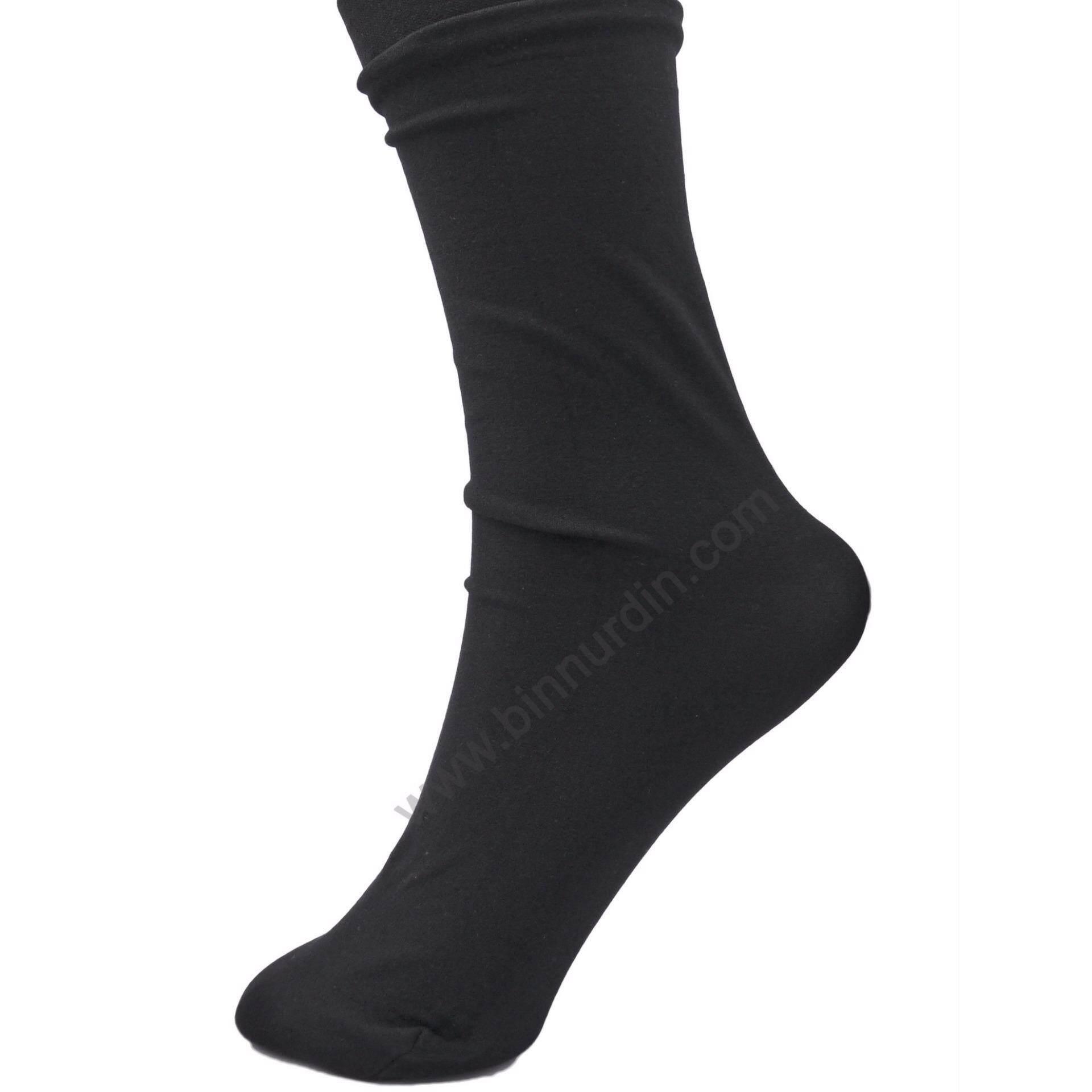 Aurat Stocking Knee Hi Black