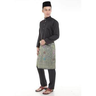 Baju Melayu Classic (Black)