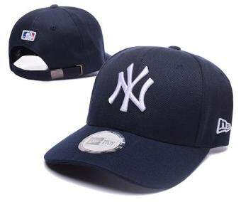 Baseball Men's MLB Women's Sports Fashion New York Yankees CapsHats Snapback Girls Hip Hop Newest ( Blue )