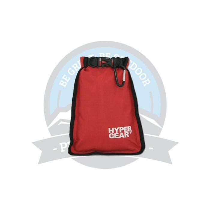 [ BEST SELLER ] Hyper Gear Flat Bag 2L -Red