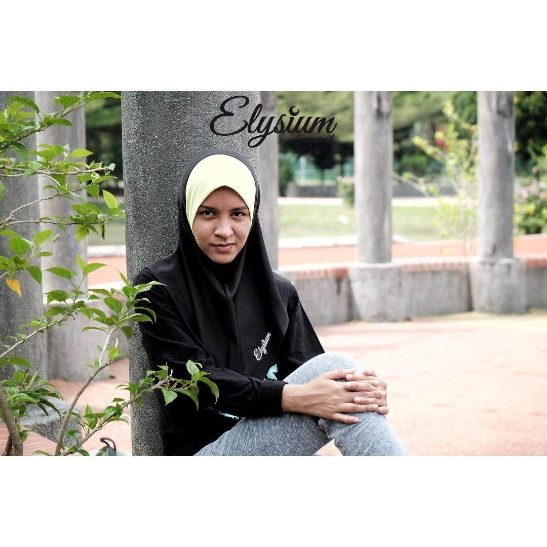 [ BEST SELLER ] Jacqueline.K - Elysium Tudung For Women Outdoorsports Women (ACTIVE GREEN)