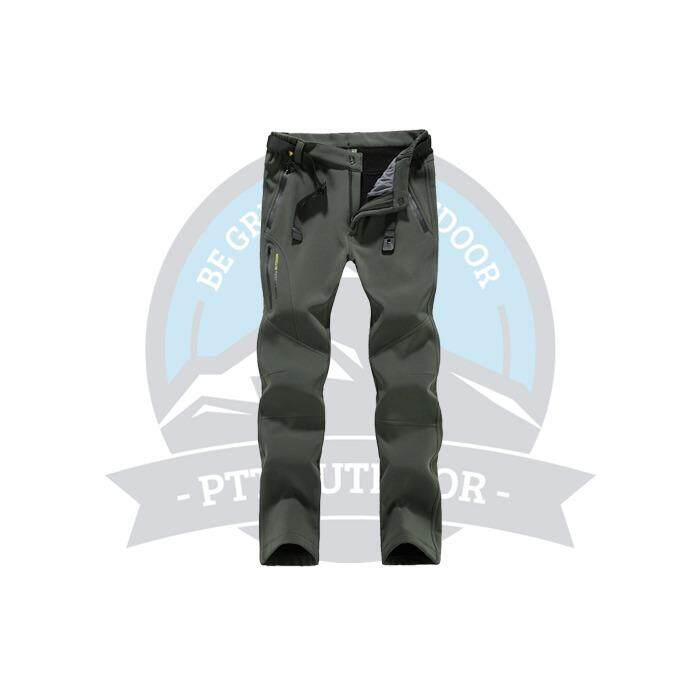 [ BEST SELLER ] Outdoorsports Hiking Pants Female Pants #6819 Hiking Pants For Women Outdoorsports Hiking Pants - Army Green