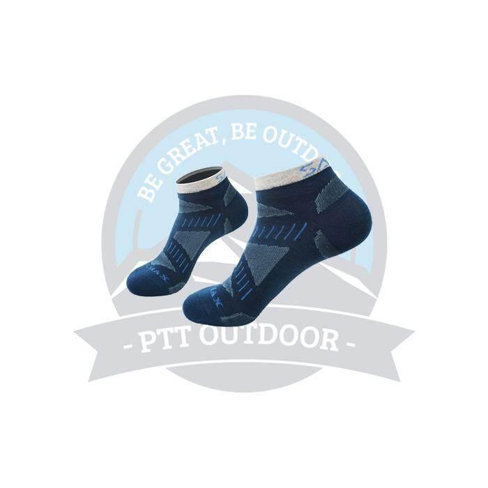 [ BEST SELLER ] SANTO outdoor Mountaineering Quick-Drying Socks Boat Socks Summer Thin Section Sports Socks - BLUE