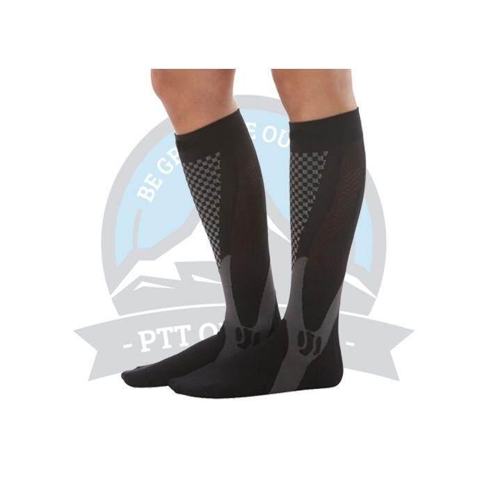 [ BEST SELLER ] Unisex  Outdoor Sports Compression Socks - Black