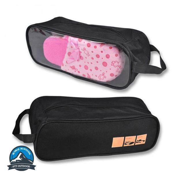 [ BEST SELLER ] Waterproof Shoe Bag Travel Sports Gym Carry Storage Case -Black