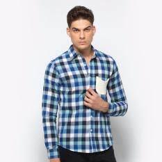 Beyond Closet Knit Patch Pocket Shirt