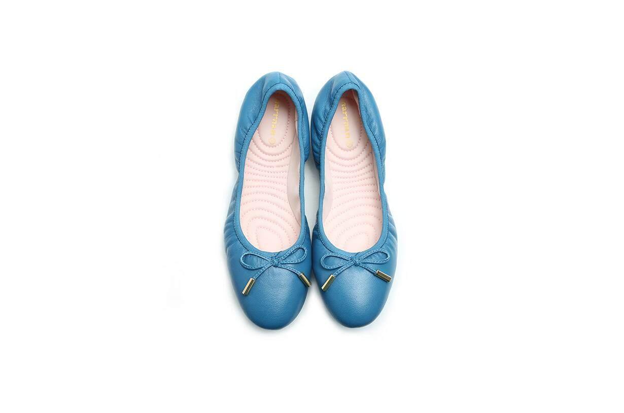 Blue Comfortable Dancing Shoe