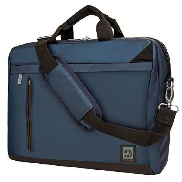Biru Laptop Tas Messenger untuk Toshiba 15.6 15.4 14 Satelit/Tecra/Radius Satelit/Seri C/ seri L/S Seri/Seri Sebuah/Fusion-Internasional
